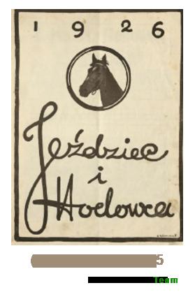 Jeździec i Hodowca, R. 5 (1926), Nry 1-25